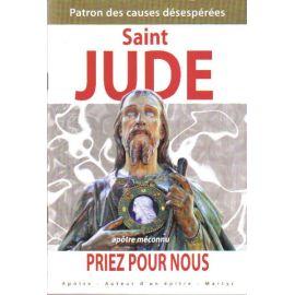 Saint Jude, apôtre méconnu