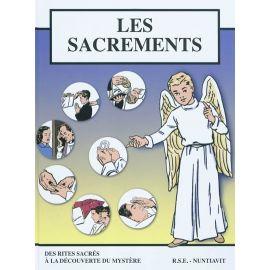 Les Sacrements - Des rites sacrés à la découverte du mystère