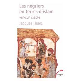 Les négriers en Terre d'Islam