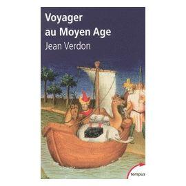 Voyager au Moyen Age