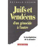 Juifs et Vendéens, d'un génocide à l'autre