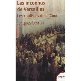 Les Inconnus de Versailles