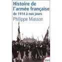 Histoire de l'armée française de 1914 à nos jours