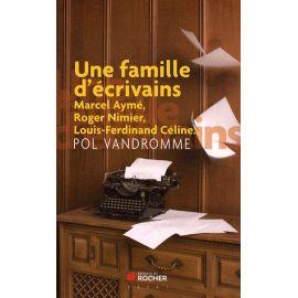 Une famille d'écrivains
