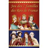 Jeu des 7 familles Les Rois de France
