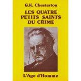 Les Quatre Petits Saints du Crime