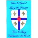 Vive le Christ Roy de France