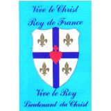 Vive le Christ Roy de France