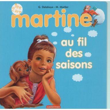 Martine au fil des saisons
