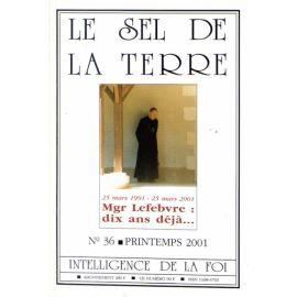 Mgr Lefebvre : 10 ans déjà...