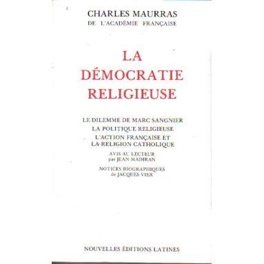 La démocratie religieuse