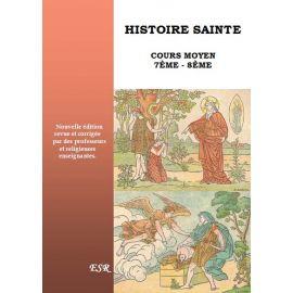 Histoire Sainte