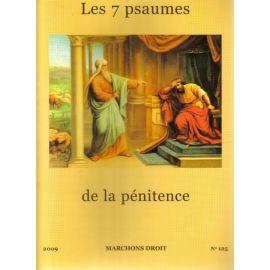 Les 7 psaumes de la Pénitence