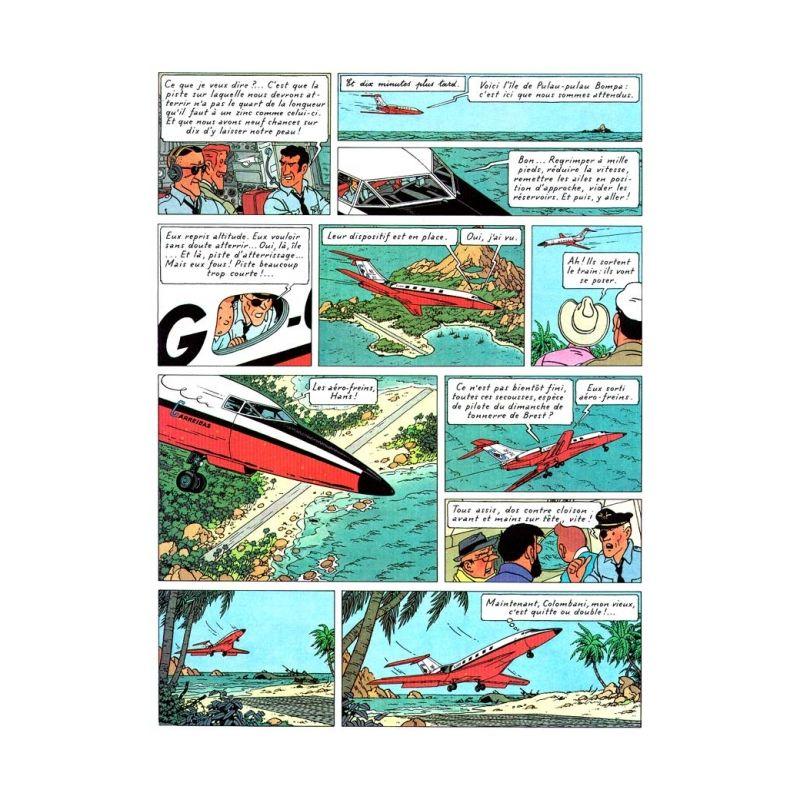 Hergé : Vol 714 pour Sydney | Livres en famille