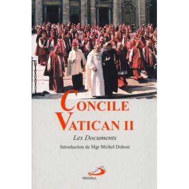 Concile Vatican II : les documents