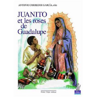 Juanito et les roses de la Guadeloupe