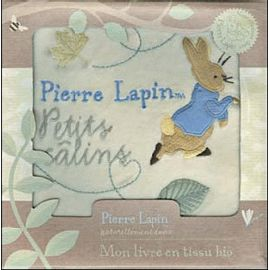 Pierre Lapin Petits câlins