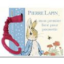 Pierre Lapin Mon premier livre pour poussette - Ruban rouge