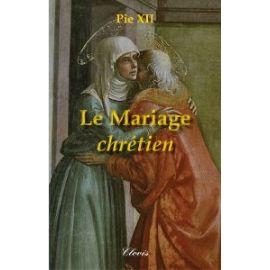 Le mariage chrétien