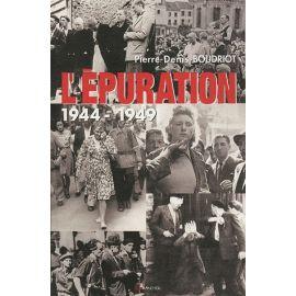 L'épuration - 1944-1949