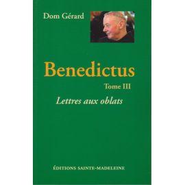 Benedictus Tome III