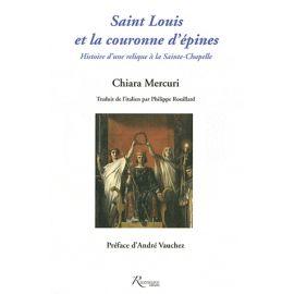 Saint Louis et la Couronne d'épines
