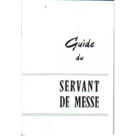 Guide du servant de Messe
