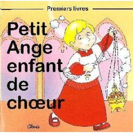 Petit Ange enfant de chœur