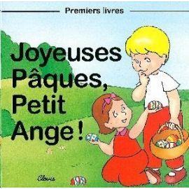 Joyeuses Pâques Petit Ange