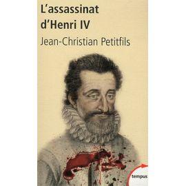 L'assassinat d'Henri IV