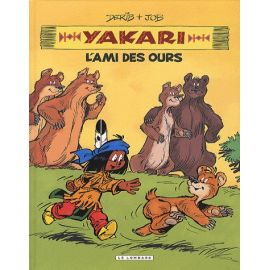 Yakari l'ami des ours