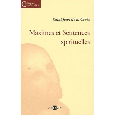Maximes et sentences spirituelles