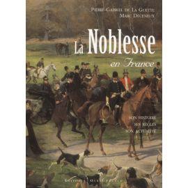 La noblesse en France
