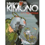 Missions Kimono - Tome 12
