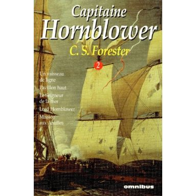 Capitaine Hornblower - Tome 2
