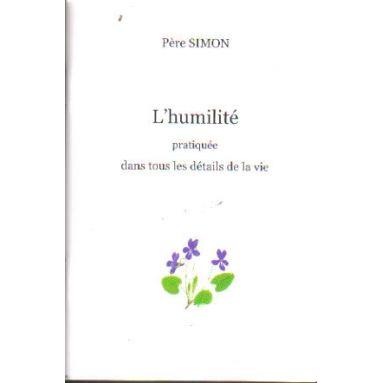 L'humilité