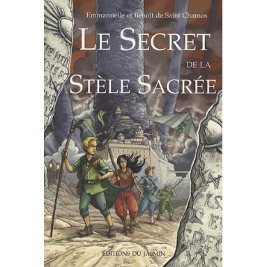 Le Secret de la Stèle Sacrée