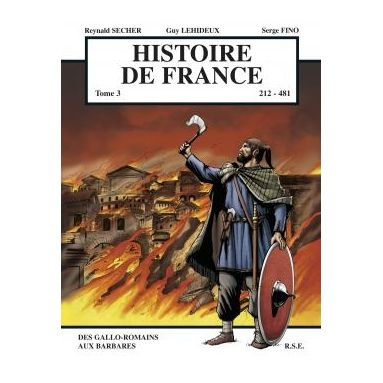 Histoire de France Tome 3
