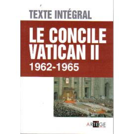 Le concile Vatican II - 1962- 965