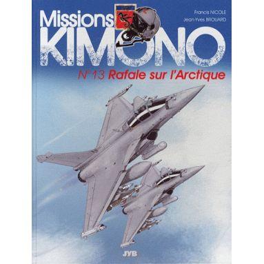 Missions Kimono - Tome 13