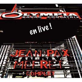 Jean-Pax Méfret à l'Olympia