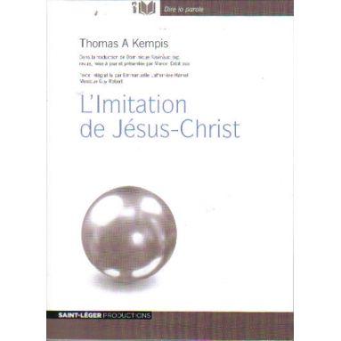 L'imitation de Jésus-Christ - MP3