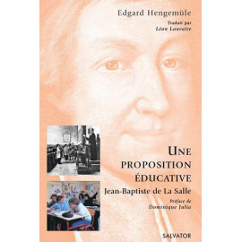Une proposition éducative