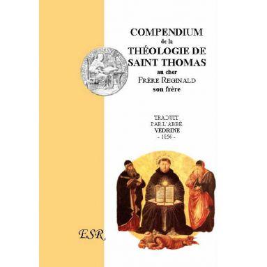 Compendium de la Théologie de St Thomas au frère Reginald