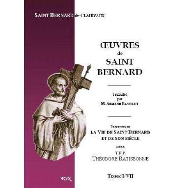 Oeuvres de saint Bernard