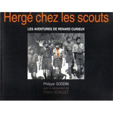 Hergé chez les scouts
