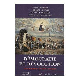 Démocratie et révolution de 1789 à nos jours