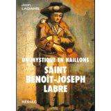 Saint Benoit - Joseph Labre