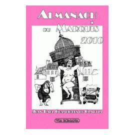 Almanach du marquis - édition 2010