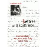 Lettres sur la souffrance